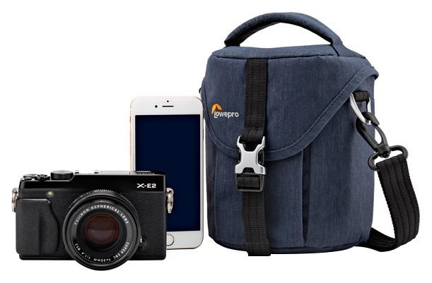 Сумка для фототехники Lowepro Scout SH 100 slate blue