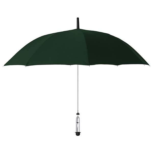 Зонт-трость унисекс полуавтоматический OpusOne OP-SU101GL-GN зеленый