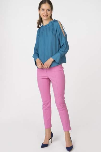 Блуза женская Marimay 7229 бирюзовая 42 RU