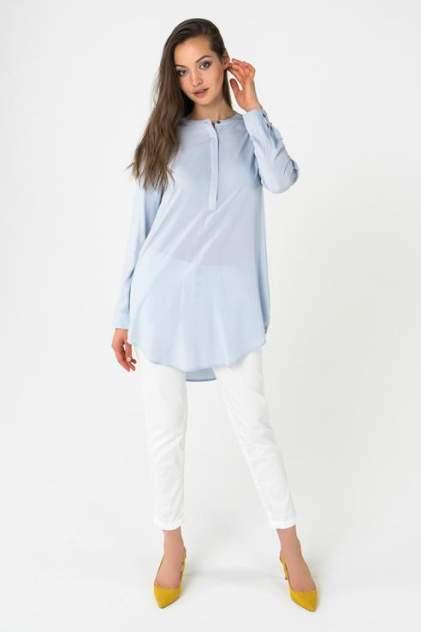 Блуза женская Broadway 10158508 голубая L