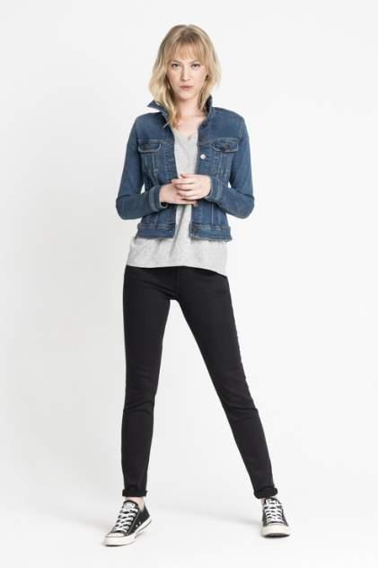 Джинсовая куртка женская Lee L541HAZV синий S