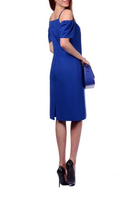 Платье женское FRANCESCA LUCINI F0658-6 синее 42 RU
