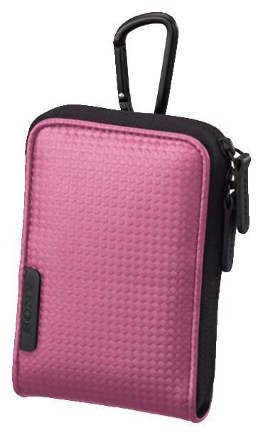 Чехол для фототехники Sony LCS-CSVC pink