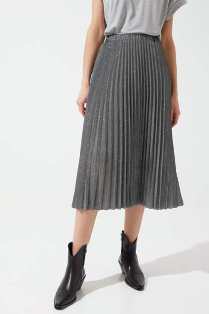 Женская юбка ZARINA 9422214204, серебристый