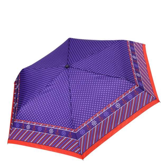 Зонт складной женский механический FABRETTI MX-17100-2 синий
