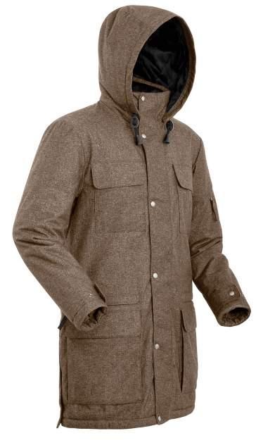 Пальто  SHL FORESTER 8001-9505-M КОРИЧНЕВЫЙ M