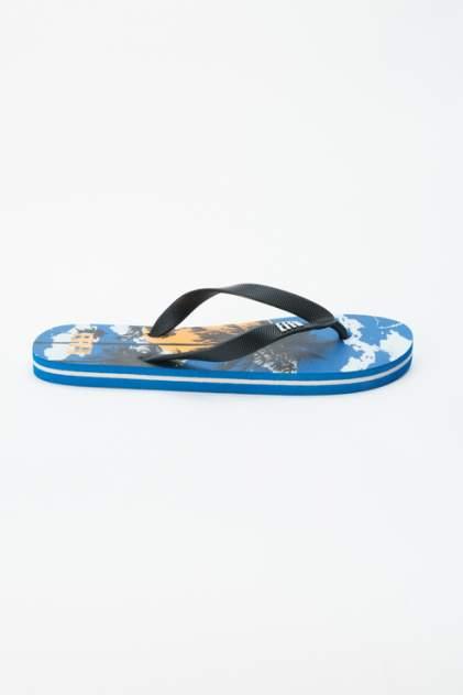 Сандалии мужские Effa 50448 голубые 43 RU