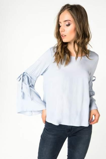 Блуза женская Broadway 10158538 голубая L
