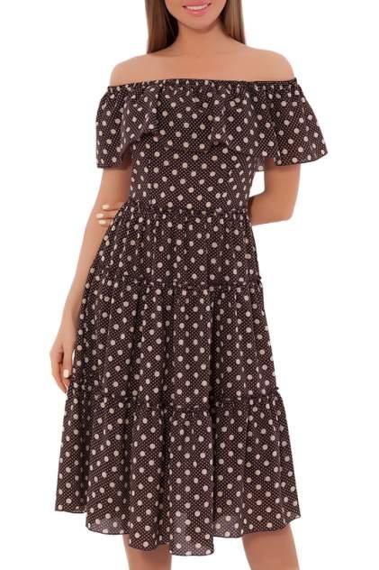 Женское платье EMANSIPE 430030839, коричневый