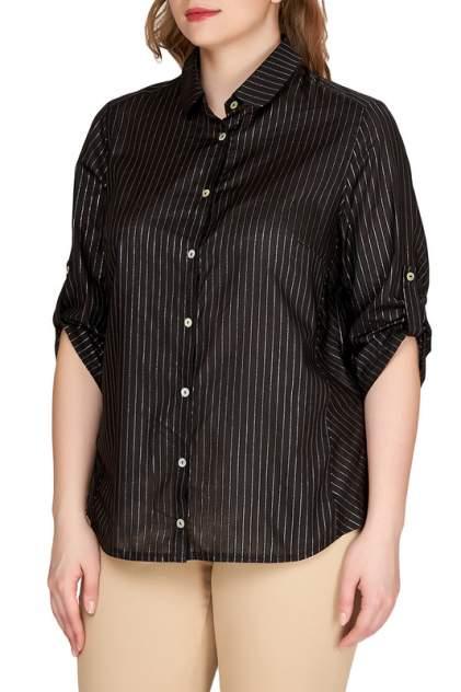 Блуза женская OLSI 1910021_1 черная 48 RU