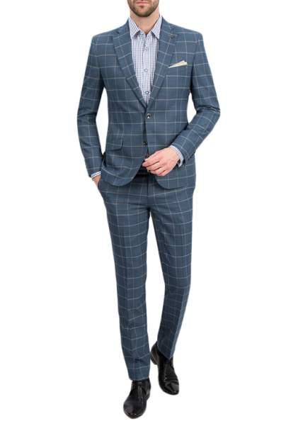 Мужской костюм BAZIONI 0721 S DENTRO LUX, серый