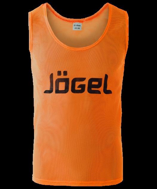 Майка Jogel JBIB-1001, оранжевый, 44-46 RU