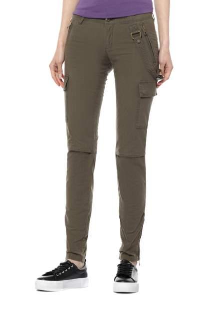 Женские брюки DIESEL 00SJEX-0WADV, зеленый