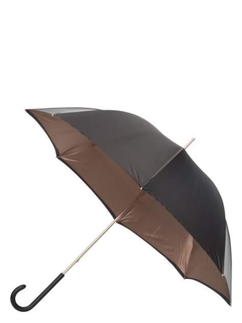 Зонт-трость женский механический Eleganzza 01-00029333 черный