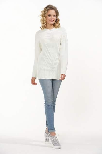 Джемпер женский VAY 4580 белый 52 RU