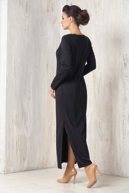 Платье женское VAY 3327 черное 52 RU
