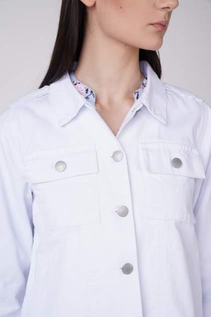 Джинсовая куртка женская Broadway 10158623 белая L