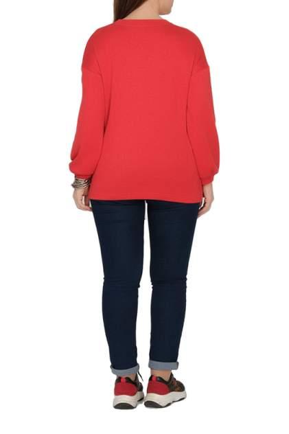 Джемпер женский Amarti 89-501 красный 50 RU