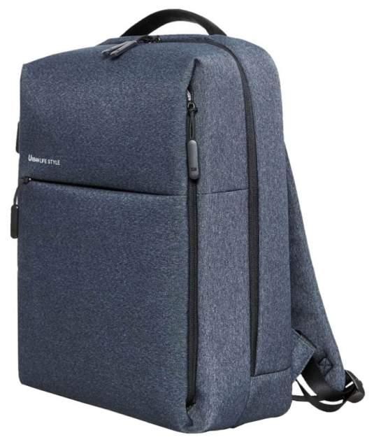 Рюкзак для ноутбука Xiaomi Mi City Backpack Темно-синий