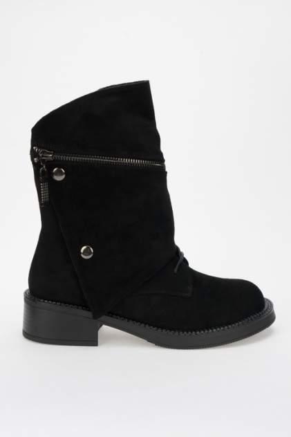 Ботинки женские Betsy 998015/11 черные 39 RU