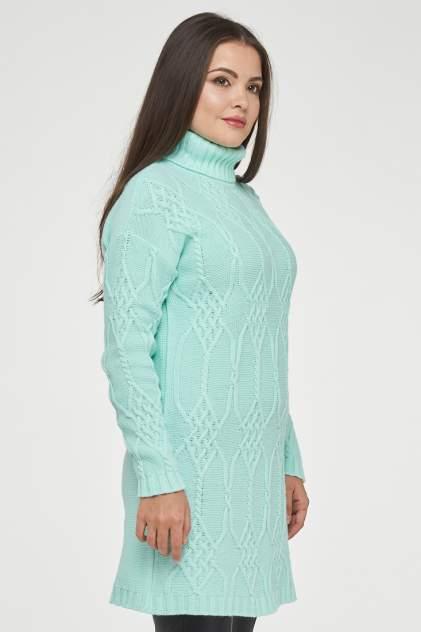 Свитер женский VAY 182-4748 зеленый 52 RU