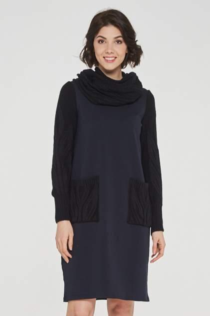 Женское платье VAY 182-2397, синий