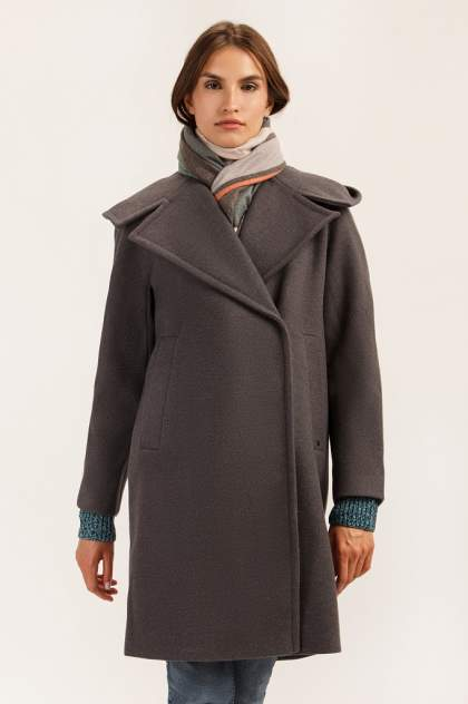 Женское пальто Finn Flare A19-12031, черный