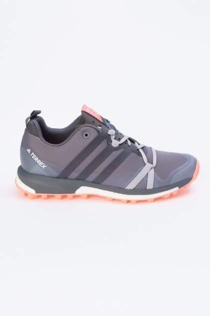 Кроссовки женские Adidas Terrex Agravic серые 36,5 RU