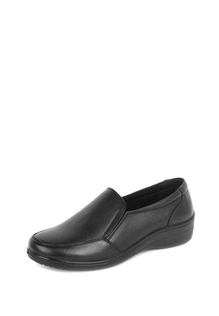 Туфли женские Alessio Nesca 00807200 черные 39 RU