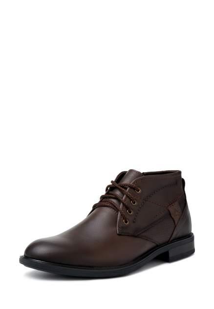 Мужские ботинки Alessio Nesca 26007430, коричневый