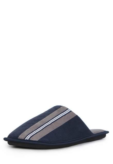 Шлепанцы мужские T.Taccardi 03006020 синие 40 RU