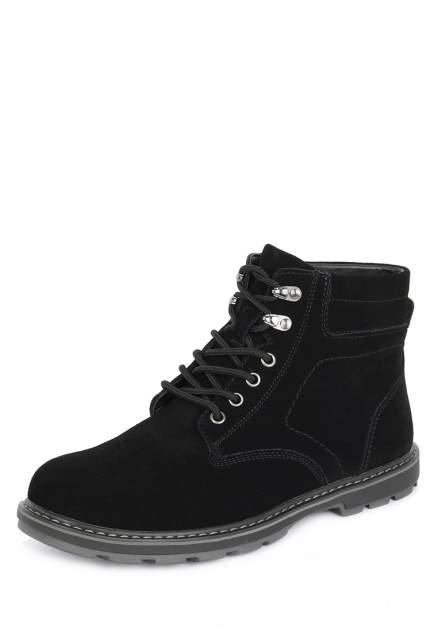 Мужские ботинки Alessio Nesca 26007310, черный