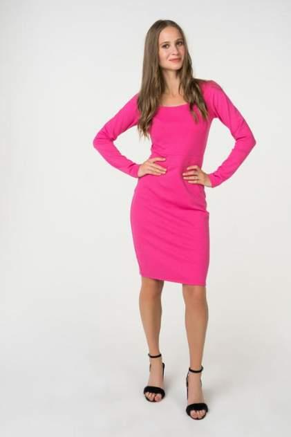 Женское платье AScool DRESS4002, розовый