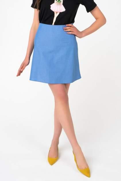 Женская юбка Fashion. Love. Story. 17SS6030LBLJN, голубой