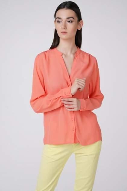 Блуза женская Broadway 10158739 оранжевая L