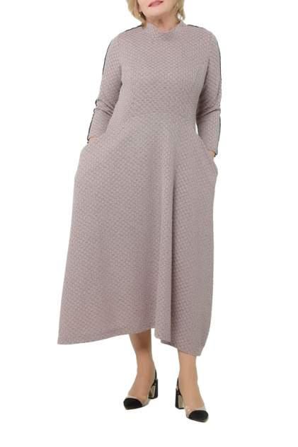 Платье женское KATA BINSKA ALIN 190832 розовое 48-50 EU