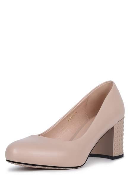 Туфли женские T.Taccardi 710019010, бежевый