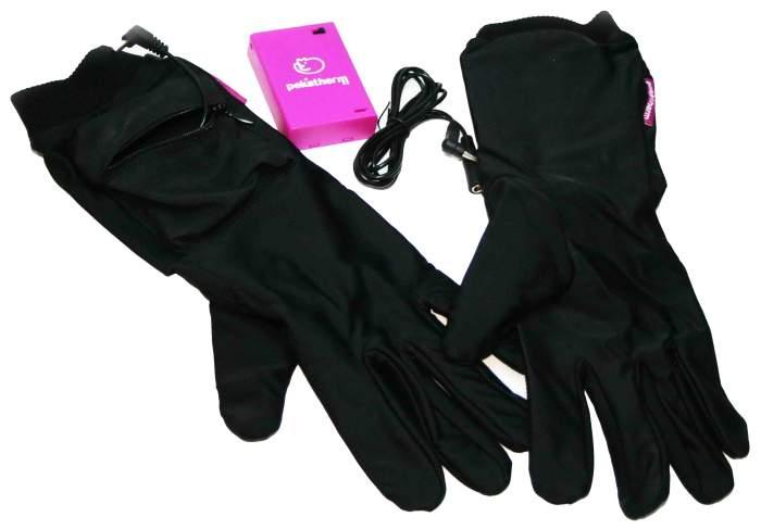 Мужские перчатки Pekatherm GU900S, черный