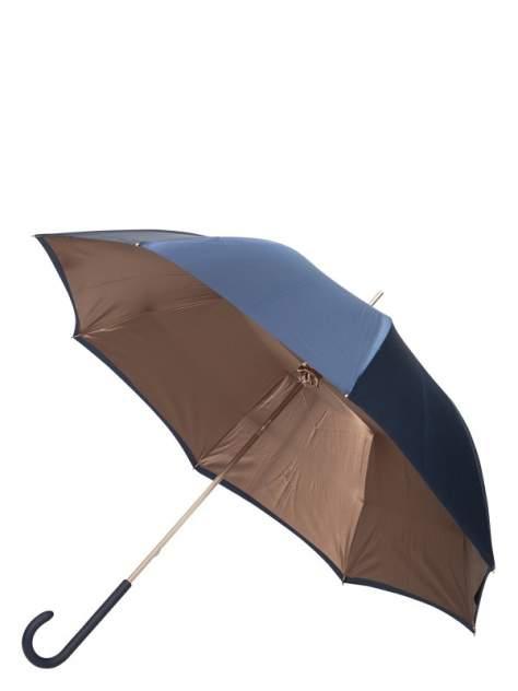 Зонт-трость женский механический Eleganzza 01-00029334 синий