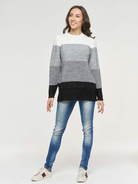 Джемпер женский VAY 182-4787 серый 56 RU