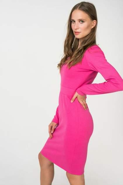 Платье женское AScool DRESS4002 розовое 42 RU