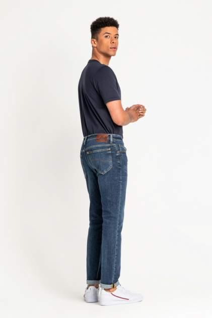 Джинсы мужские Lee L701DXCP синие 34/34 USA