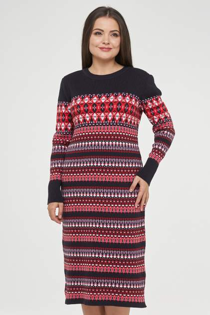 Женское платье VAY 182-2373, серый