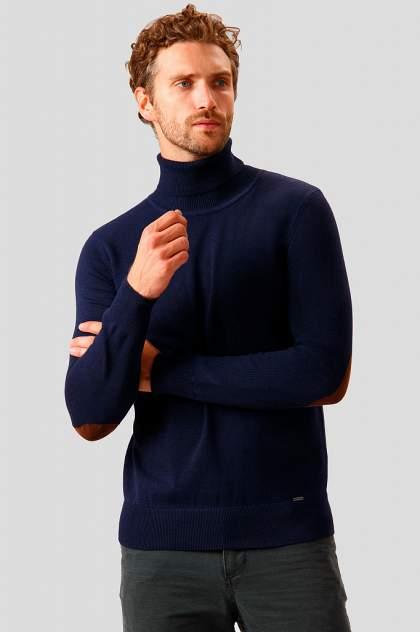 Джемпер мужской Finn Flare A18-21154 синий 3XL
