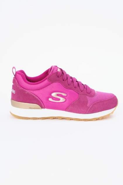 Кроссовки женские Skechers 111 розовые 38.5 RU
