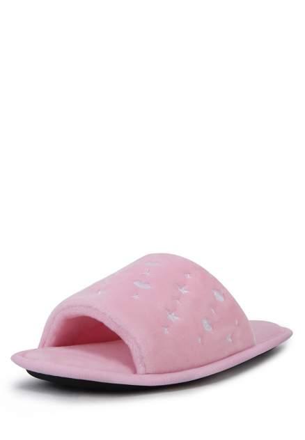 Домашние тапочки женские T.Taccardi 01106250 розовые 38 RU