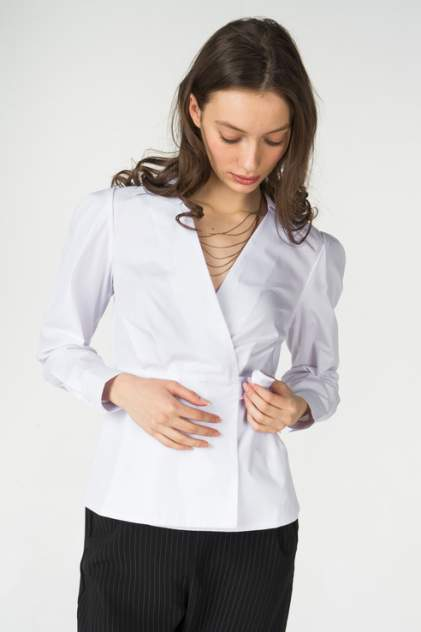 Женская блуза Audrey right 170864-10804, белый