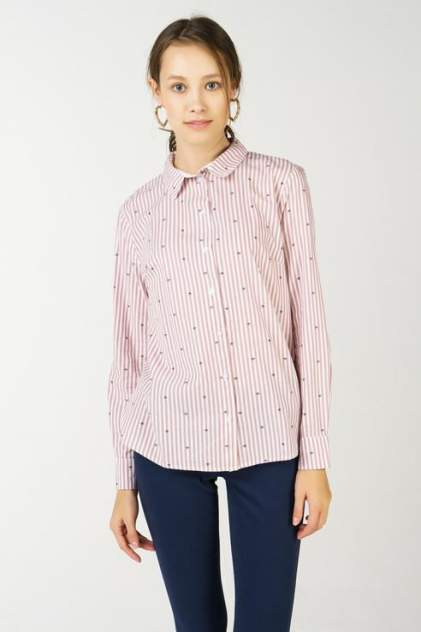 Рубашка женская Jacqueline de Yong 15158497 розовая 42 FR