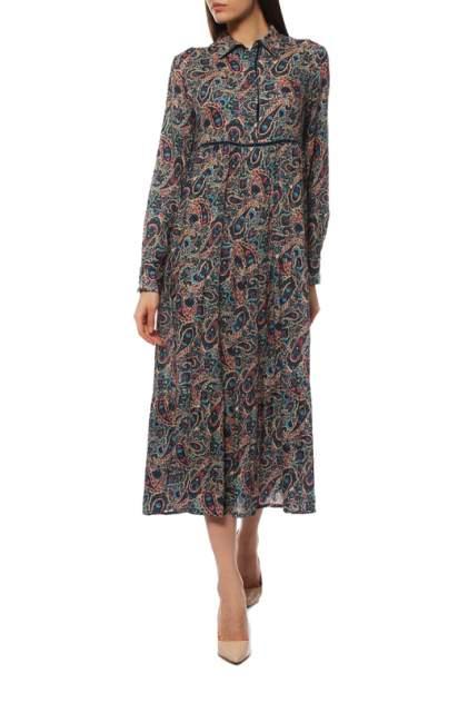 Платье женское Disetta Z1977/411 зеленое 44 IT