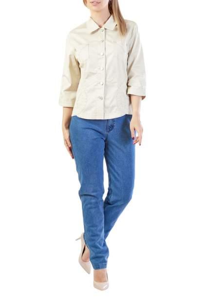Женская рубашка LAFEI-NIER K86436T-F, бежевый